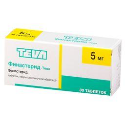 Финастерид-Тева