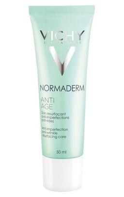 Vichy Normaderm Anti-Age антивозрастной крем для проблемной кожи, крем, 50 мл, 1шт.