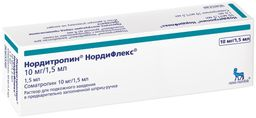 Нордитропин НордиФлекс