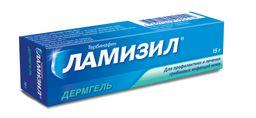 Ламизил Дермгель, 1%, гель для наружного применения, 15 г, 1 шт.