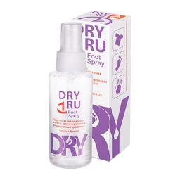 Dry ru foot спрей для ног от потоотделения