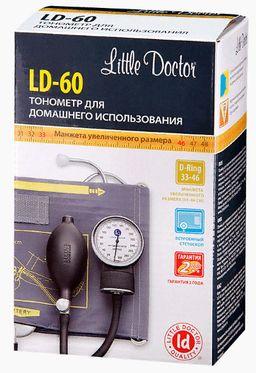Тонометр механический Little Doctor LD-60, манжета 33-46 см, 1шт.