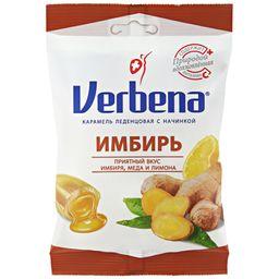 Verbena Имбирь карамель с начинкой