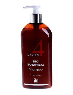 System 4 Биоботанический шампунь против выпадения волос, шампунь, 500 мл, 1шт.