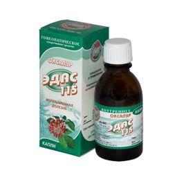 Эдас-115 Оксалур, капли для приема внутрь гомеопатические, 25 мл, 1 шт.