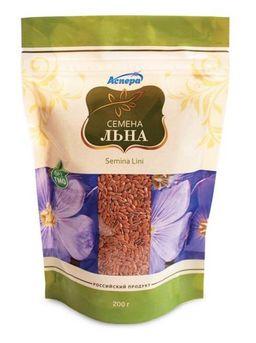 Семена льна торговой марки «Аспера»