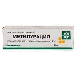 Метилурацил,