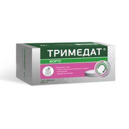 Тримедат форте, 300 мг, таблетки с модифицированным высвобождением, 60 шт.