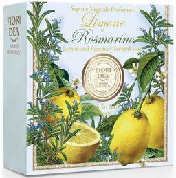Fiori Dea Мыло туалетное Лимон и розмарин
