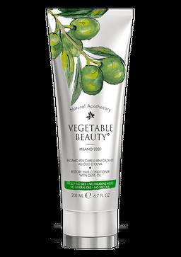 Vegetable Beauty Бальзам для волос Восстанавливающий