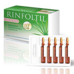 Rinfoltil Лосьон Усиленная формула от выпадения волос для женщин