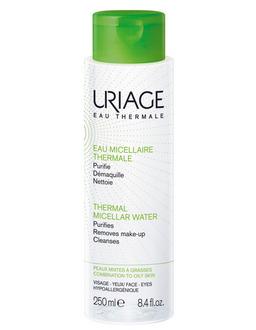 Uriage Очищающая мицеллярная вода, для комбинированной и жирной кожи, 250 мл, 1 шт.