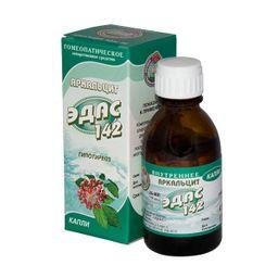 Эдас-142 Аркальцит, капли для приема внутрь гомеопатические, 25 мл, 1 шт.