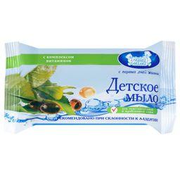 Наша Мама мыло детское Комплекс витаминов, мыло детское, 90 г, 1шт.