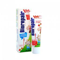 Biorepair kids Strawberry паста зубная детская