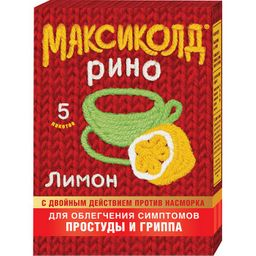 Максиколд Рино (лимон)