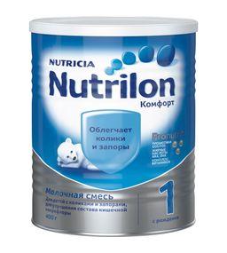 Nutrilon 2 Гипоаллергенный, смесь молочная сухая, 400 г, 1шт.
