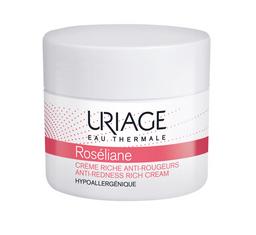 Uriage Roseliane Насыщенный крем против покраснений, крем для лица, 40 мл, 1шт.