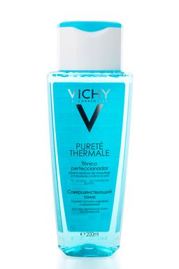 Vichy Purete Thermale совершенствующий тоник для всех типов кожи, тоник для лица, 200 мл, 1шт.