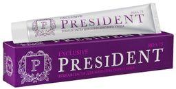 PresiDent Exclusive зубная паста, паста зубная, 100 мл, 1 шт.