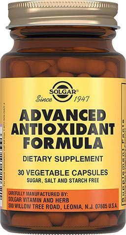 Solgar Антиоксидантная формула, капсулы, 30шт.