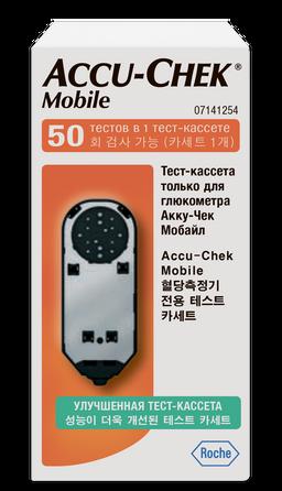 Accu-chek Mobile Тест-кассета