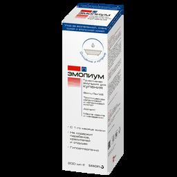 Эмолиум П Эмульсия триактивная для купания, эмульсия для наружного применения, 200 мл, 1 шт.