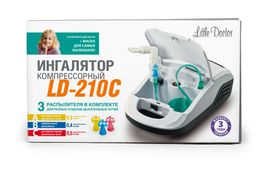Ингалятор компрессорный Little Doctor LD-210C, LD-210C, 1 шт.