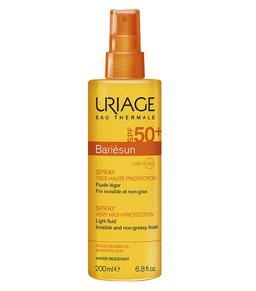 Uriage Bariesun Спрей SPF50+, спрей, 200 мл, 1 шт.