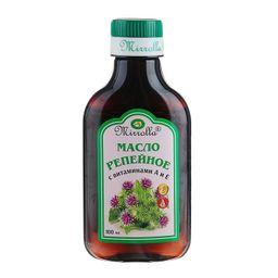 Mirrolla Репейное масло с витаминами А и Е