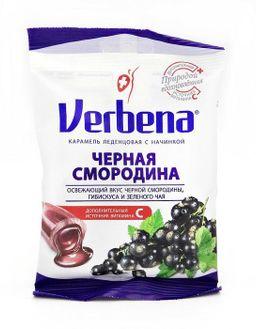 Verbena Черная смородина карамель с начинкой