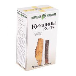 Крушины кора, сырье растительное-порошок, 1.5 г, 20 шт.