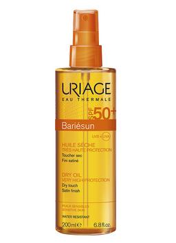 Uriage Bariesun Сухое масло SPF50+, спрей, 200 мл, 1 шт.
