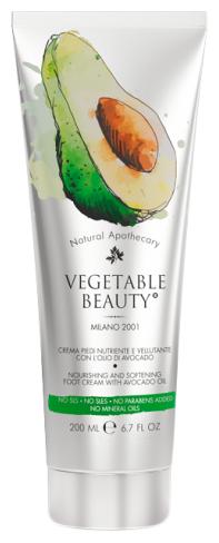 Vegetable Beauty Крем для ног