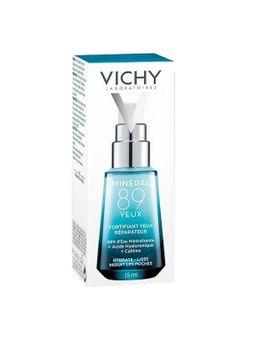 Vichy Mineral 89 уход для кожи вокруг глаз, 15 мл, 1шт.
