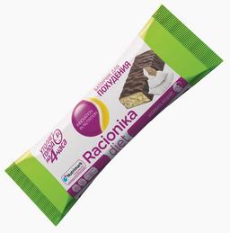 Racionika Diet батончик, со вкусом кокоса, 60 г, 1 шт.