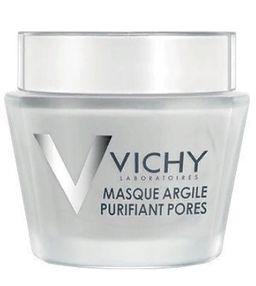 Vichy маска с глиной очищающая поры, 75 мл, 1 шт.