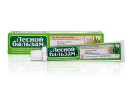 Лесной бальзам Зубная паста с экстрактом шалфея и алоэ, паста зубная, профилактическая, 75 мл, 1 шт.