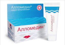 Алломедин, гель косметический, 4 г, 1 шт.