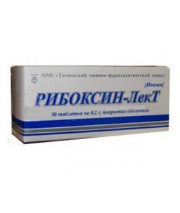 Рибоксин-ЛекТ,