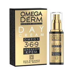 Omegaderm Omega 3,6,9 Дневной крем Интенсивное увлажнение, крем для лица, 50 мл, 1 шт.