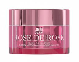 Librederm ROSE DE ROSE Крем дневной возрождающий, крем, 50 мл, 1 шт.