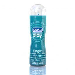 Гель-смазка Durex Play Tingle, гель, 50 мл, 1шт.