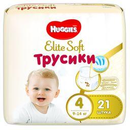 Huggies Elite Soft Подгузники-трусики