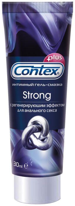 Гель-смазка для интимного применения Contex Strong