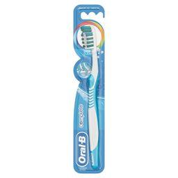 Оral-b Complete Глубокая чистка 40 зубная щетка средняя, щетка зубная, средней жесткости, 1шт.