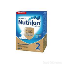 Nutrilon 2 Premium, смесь молочная сухая, 600 г, 1шт.