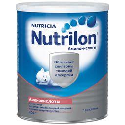 Nutrilon Аминокислоты, смесь сухая, 400 г, 1шт.