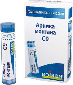 Арника монтана С9, гранулы гомеопатические, 4 г, 1 шт.