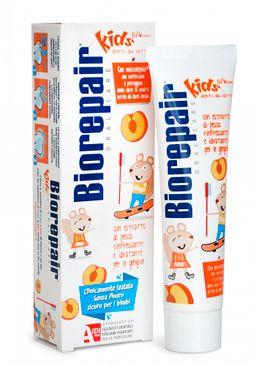 Biorepair kids Peach паста зубная детская
